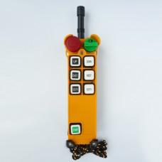 Радиоуправление Telecrane F24-6D (6-ти кнопочное 2-х скоростное)