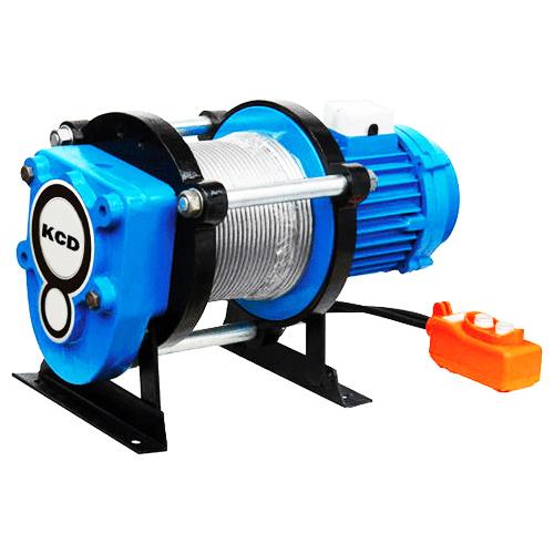 Лебедка электрическая KCD-300-70М; U=380В
