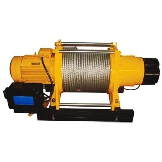 Лебедка электрическая  KDJ-3200E1