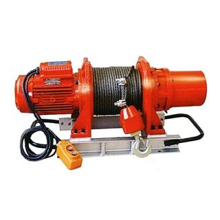 Лебедка электрическая  KDJ-1000E1 ; в/п 100 м