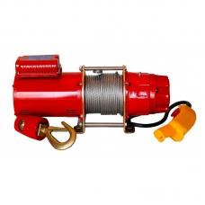 Лебедка электрическая  KDJ-200E