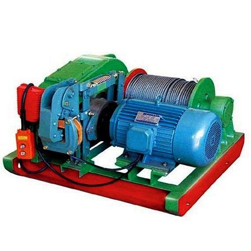 Лебедка электрическая  JK-3.2 (канат 150 м)