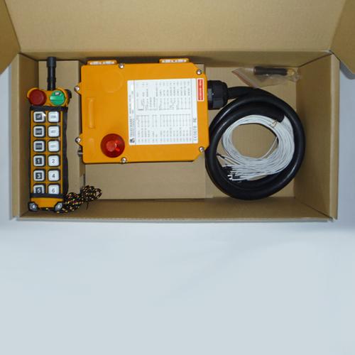 Радиоуправление Telecrane F24-12D (12 кнопочное 2 скоростное)