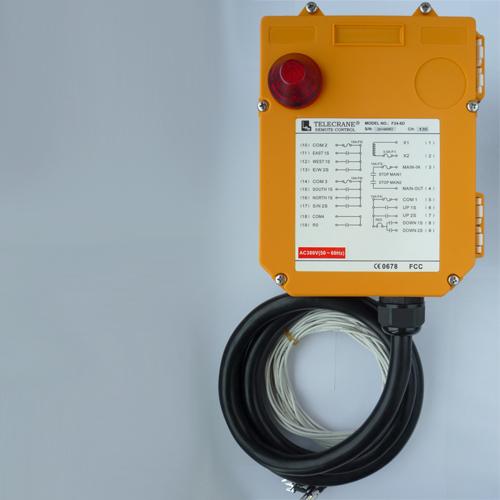 Радиоуправление Telecrane F24-6D (6 кнопочное 2 скоростное)