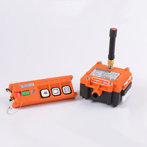 Радиоуправление Telecrane F21-2D (2 кнопочное 2 скоростное)