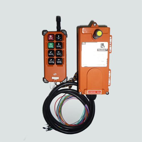Радиоуправление Telecrane F21-Е1В (6 кнопочное 1 скоростное)