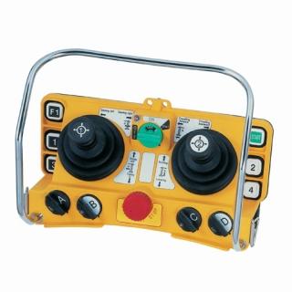 Радиоуправление Telecrane F24-60 Double Joystick (управление двумя джойстиками)