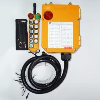 Радиоуправление Telecrane F24-10D (10 кнопочное 2 скоростное)