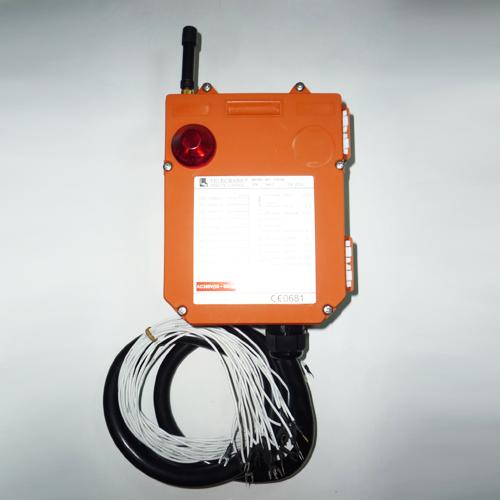 Радиоуправление Telecrane F25-6D (6 кнопочное 2 скоростное)
